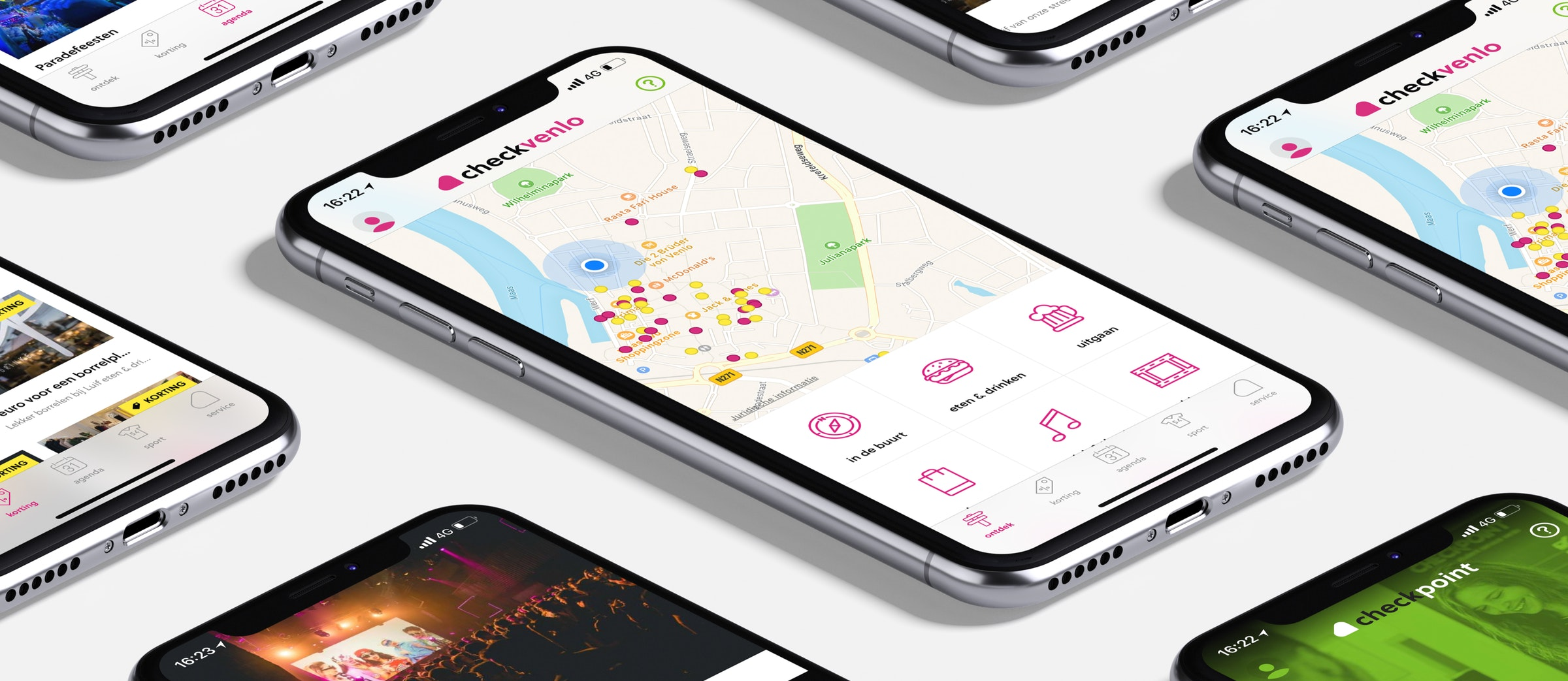 Header Checkvenlo app